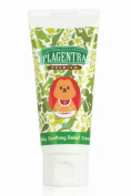 Plagentra Baby Soothing Relief Cream for Nappy Rash - All Natural, 80ml
