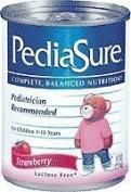 Pediasure Strawberry Institutional 240ml Can