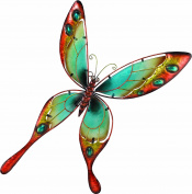 Regal Art & Gift Butterfly Wall Decor, Blue