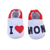 ELee Cute Baby Toddler Soft-sole Non Slip House Slipper Shoes Socks First Walkers