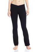 Capezio Women's V-Front Jazz Pant,Black,X-Small