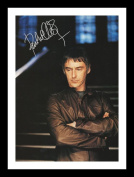 Paul Weller Autographed Signed And Framed A4 21cm x 29.7cm Poster Photo