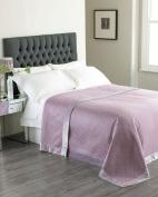 Dimity Mauve Bedspread