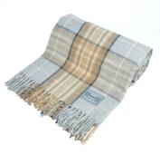 Classic Wool Knee Blanket in Mackellar Tartan