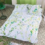 Designers Guild of 68-3785101-602001 DG Quilt Cover-Cotton Satin 200 x 200 cm Acacia