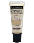 Maybelline Affinitone Perfecting & Protecting Foundation - 03 Light Sand Beige