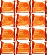 Skin Deep Self Tanning Wipes 20 Wipes x 12 Packs