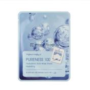 [Tonymoly] Pureness 100 Hyaluronic Acid Mask Sheet 10pc