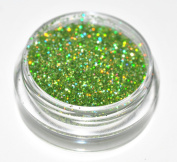 Light Green Laser Eye Shadow Loose Glitter Dust Body Face Nail Art Party Shimmer Make-Up
