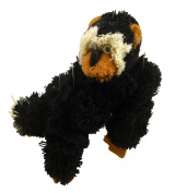 Monkey Hand Puppet - 25cm Soft Toy With Wooden Handle - Animal Toys - Classic Toys