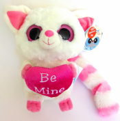 Yoohoo & Friends - 20cm Pammee Fennec Plush with Heart SOUND