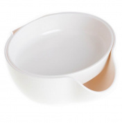 Bowl for Nuts and Fruits the King of Snack Dishes and Bowls White