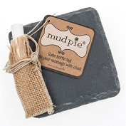 Mud Pie Slate Bottle Tag