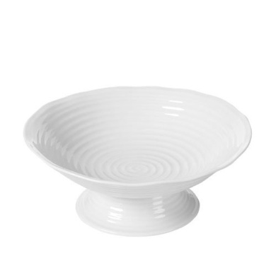 Sophie Conran - Portmeirion Footed Comport White