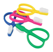 Practicon 7109850 Toddler Transitional Brushes