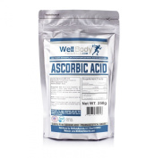 WellBodyNaturals Pure Ascorbic Acid (Vitamin C) Powder