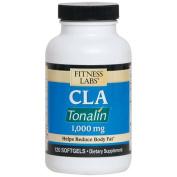 Fitness Labs CLA Tonalin 1,000 Mg per Softgel, 120 Softgels