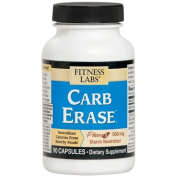 Fitness Labs Carb Erase Diet, 90 Capsules