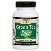 Fitness Labs Green Tea Diet, 120 Capsules