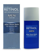 Retinol After Shave Balm for Men, 2.4 Fluid Ounce