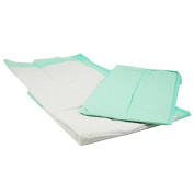 MaiMed Sorb Incontinence Pads with 12 Layers, Set of 100, 60 x 60 cm
