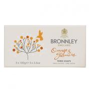 Bronnley New Citrus Orange and Jasmine Soap 100 g
