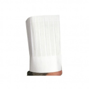 Winco 30cm Disposable Chef's Hat
