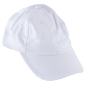 Chef Revival H067WH Adjustable Baseball Cap for Chef's, White