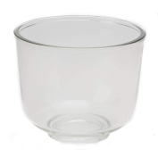 Sunbeam FPSBSMBWGLS Glass Mixing Bowl for Sunbeam Heritage Stand Mixers, 1.9l