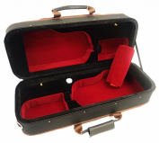 Good Quality Light Weight 4/4 Double/two Violin Foamed Case + Free Violin Strings Set