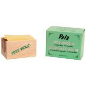 Petz VP-053V Violin Bow Hair Rosin Wooden Pack