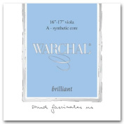 Warchal Brilliant 41cm - 43cm Viola A String - Hydronalium/Synthetic - Medium Gauge