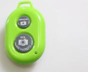 EastVita (Green)2.4Hz~2.4835GHz Bluetooth Versior.3.0 AB Shutter Remote Control Self Timer Camera Shutter