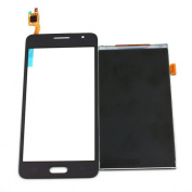 New Black Full ASSEMBLY LCD Display Touch Screen Digitizer For for for for for for for for for for for Samsung Galaxy Grand Prime G5308 G530 G530E G530H G530W wihout frame USA Cell Phones Parts