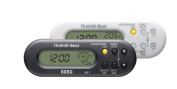 Korg HB1WH Metronome with Humidity/Temperature Detector