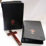 mds Leather Bible/Liturgy/Prayerbook Brevery Cover 9556 Deacon
