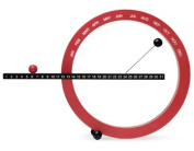 Perpetual Calendar Small, Red