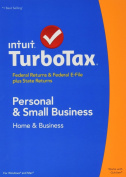 TurboTax 2014 Home and Business Federal + State + Federal E-File