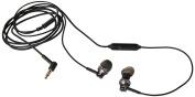 Philips SHE91115BK/00 Ergonomic Stereo In-Ear Earphones-Black
