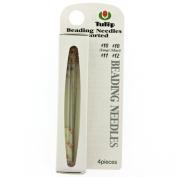 Tulip Beading Needles Assortment- 4 Needles - Size 10L, 10S, 11 & 12