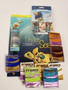 Under the Sea Polymer Clay Kit - Featuring Christi Friesen Designs!