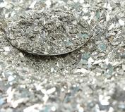Silver Fusion Multigrain Glitter - 30ml Jar