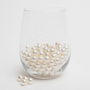 Richland Resin Solid Pearls 10mm Ivory 200/pack