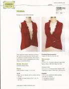 Coco Knits Knitting Pattern - Tessa