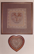 Country Wedding - Kingsland Counted Cross Stitch Pattern JK378