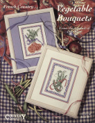 French Country Vegetable Bouquets Cross Stitch
