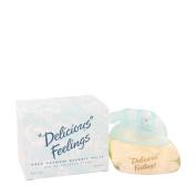 Gale Hayman Delicious Feelings Eau De Toilette Spray (New Packaging) For Women 100ml