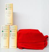 Farmavita Tricogen Trivalent Lotion for Hair Growth 3x100 Ml / Free Red Bag