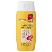 Oshima Tsubaki Camellia Oil Hair Treatment Shiny - 200ml by OSHIMA TSUBAKI