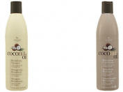 """Coconut Oil Revitalising Hair Shampoo and Conditioner Set by Hair Chemist